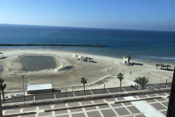 סטודיו מול הים בחיפה