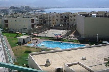 דירת נופש עם נוף לים
